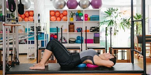 Introdutório Move Flow e Move Flow Aplicado ao Equipamentos de Pilates em Barretos