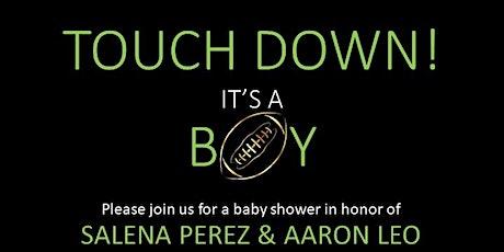 Baby Shower for Salena & Aaron tickets
