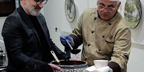 CIOCCOLATO & DISTILLATI, cena gourmet da Menta & Rosmarino a Chieti biglietti