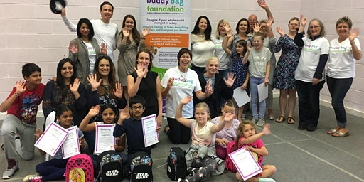 Buddy Bags and Nurture Networking Buddy Bag Brigade  - Lichfield