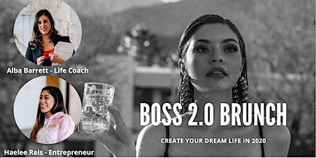 Boss 2.0 Workshop tickets