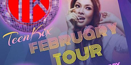 TeenKix Feb Tour - Portlaoise. tickets