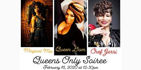 "Black Magic Hair Salon Presents "" Queens Only Gala"" tickets"