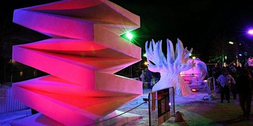 Breckenridge - International Snow Sculpture Championships - Warm Up & Shop Late!