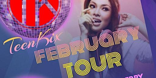 TeenKix Feb Tour - Athlone.