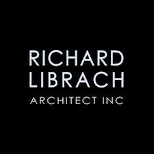 Richard Librach Architect Inc. logo