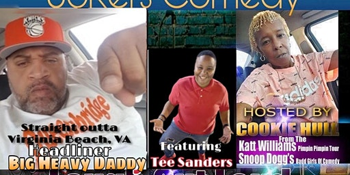 "THE PRIVATE I JOKERS COMEDY PRESENTS: ""BIG HEAVY DADDY"" OUTTA VIRGINIA BEACH"
