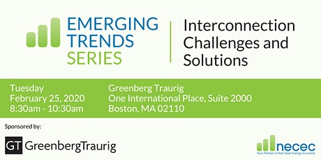 Emerging Trends Series: Interconnection Challenges and Solutions   tickets