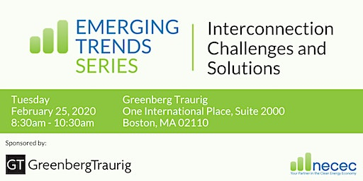 Emerging Trends Series: Interconnection Challenges and Solutions