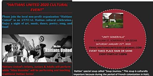 Haitian United 2020 - Cultural Event
