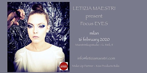 FOCUS EYES  ONE DAY by LETIZIA MAESTRI 16 FEBRUARY 2020