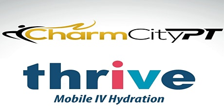CharmCityPT / THRIVE Collaboration tickets