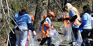 Great Saw Mill River Cleanup 2020: Bridge Street...