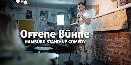 """""""Offene Bühne"""" - Hamburg Stand Up Comedy Tickets"""