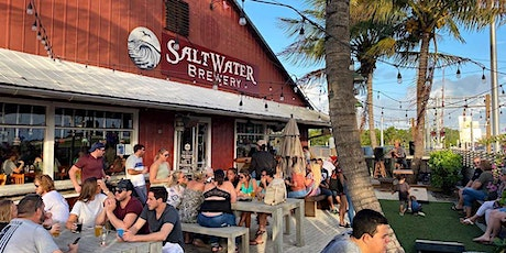 Sunday Brunch with Live Music at Saltwater Brewery tickets