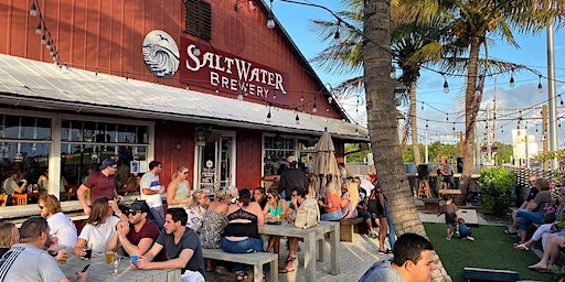 Sunday Brunch with Live Music at Saltwater Brewery
