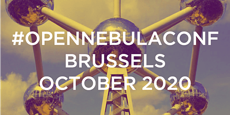 OpenNebulaConf 2020: October 1-2 tickets