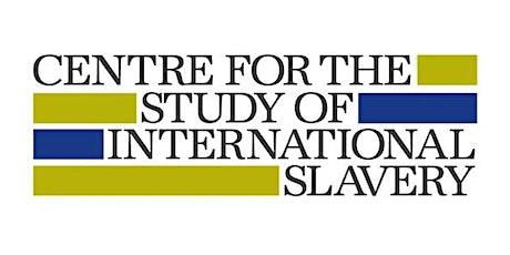 """The Creole Revolt and America's Coastal Slave Trade"" tickets"