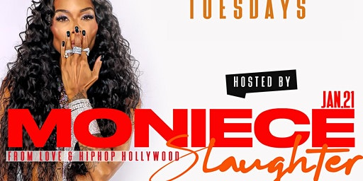 $2 Tuesdays @ Stadium Club DC | Hosted by Moniece Slaughter