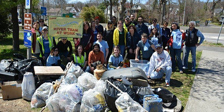 Great Saw Mill River Cleanup 2020: Farragut Avenue, Hastings tickets