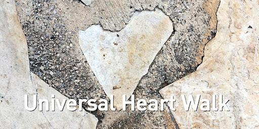 Universal Heart Walk