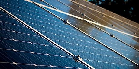 1. Klimawochen-Zukunftsdialog Grüne Energie vom Dach Tickets