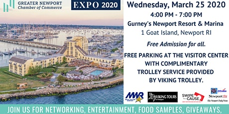 Greater Newport Chamber EXPO 2020 tickets