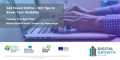 Get Found Online – SEO Tips to Boost Your Visibility tickets