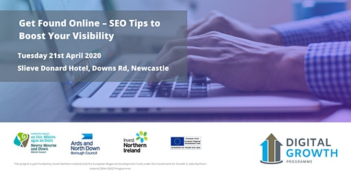 Get Found Online – SEO Tips to Boost Your Visibility