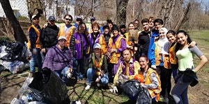 Great Saw Mill River Cleanup 2020: Hearst Street,...