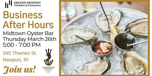 Business After Hours at Midtown Oyster Bar