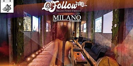 Venerdì Aperitivo al Milano Cafè! Torta Gratis per la tua festa! biglietti