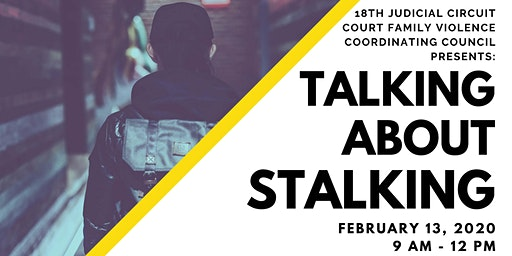 Talking About Stalking