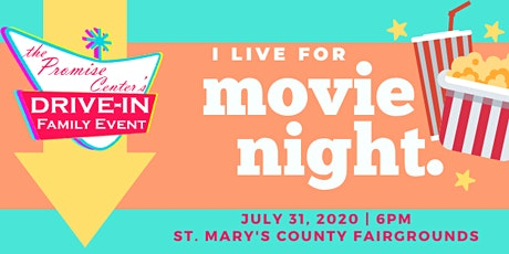 PRC Drive-In Fundraiser 2020 tickets