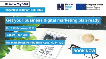 Get Your Business Digital Marketing Plan Ready tickets