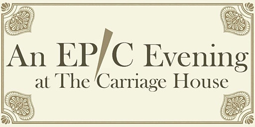Epic Evening at The Carriage House 2020 to benefit Hospice of Iredell