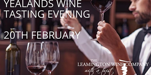 Yealands Wine Tasting Evening