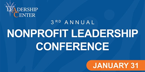 Angelina College 3rd Annual Nonprofit Leadership Conference