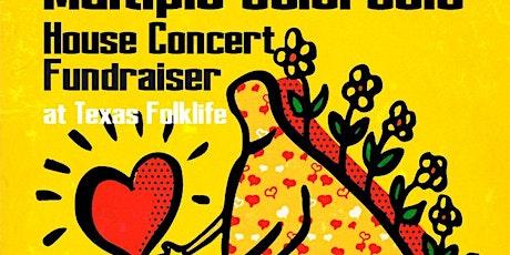 MS Fundraiser Oliver Rajamani, R Riggio, Julie Slim, Atlas Maior tickets