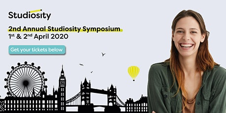 2nd Annual Studiosity Symposium tickets
