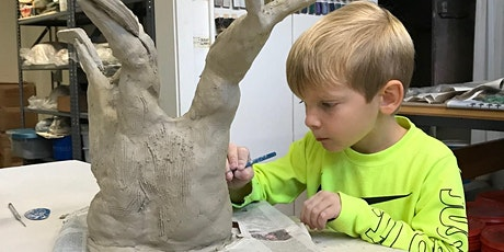 CANCELLED - Family Clay Saturday, April 4 & 11, 2020 tickets
