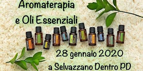 Introduzione all'aromaterapia e oli essenziali CPTG biglietti