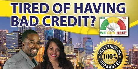 Free Credit Seminar! Come Learn How To Leverage The Power Of Credit! tickets