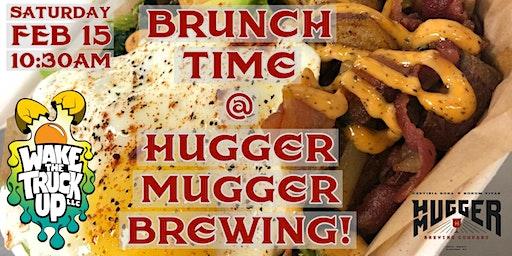 Brunch at Hugger Mugger Brewing