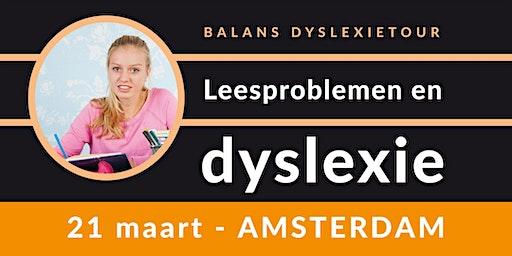 Balans Dyslexietour - Amsterdam