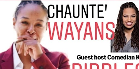 Chaunte Wayans with Comedian KP Jay Deep and more  tickets