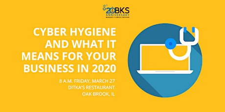 Cyber Hygiene: Is Your Business Prepared for the Future of Cyber Attacks tickets