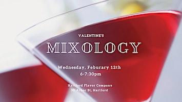 Valentines Mixology