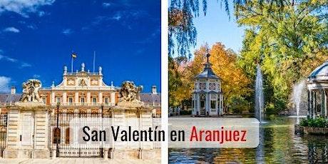 San Valentín SINGLE  en Aranjuez entradas