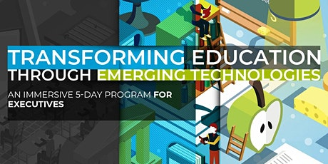 Transforming Education Through Emerging Technologies | April tickets